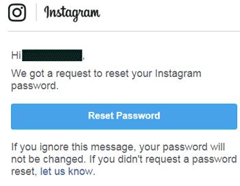 Reset Password Instagram Lewat Laptop atau Komputer