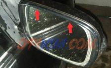 Cara Melepas dan Mengganti Kaca Spion Mobil