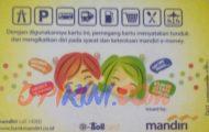 Dua Cara Top Up E-Toll Indomaret Card Lewat SMS Banking Mandiri