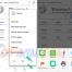 Cara Share atau Print Web Di Edge Untuk Android