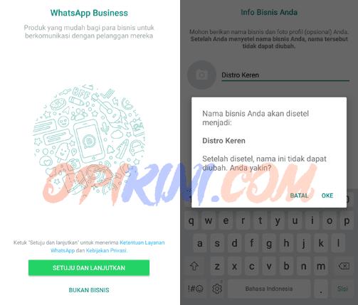 Cara Daftar dan Fitur WhatsApp Business
