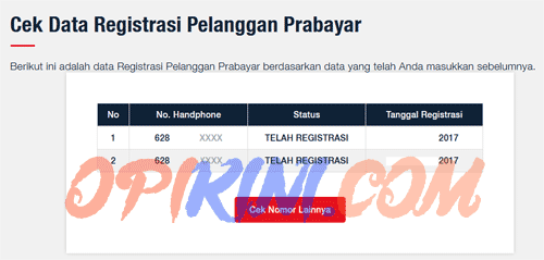 Cara Cek Registrasi Sim Card Telkomsel