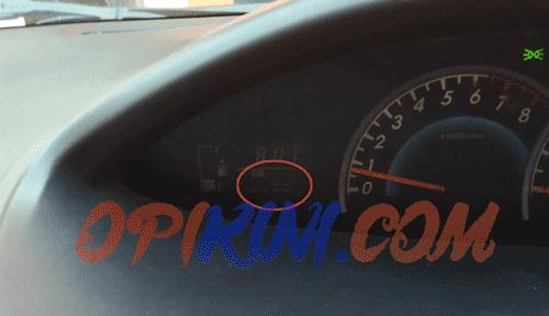 Cara Mengatur Kecerahan Speedometer Vios
