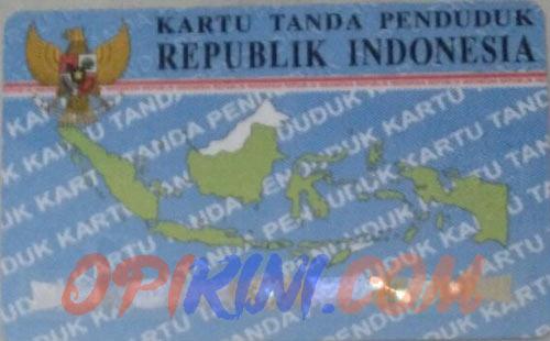 E-KTP Cibinong Kab Bogor Rekam September 2016 Akhirnya Jadi Juga