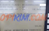 Cara Top Up Flazz BCA di ATM