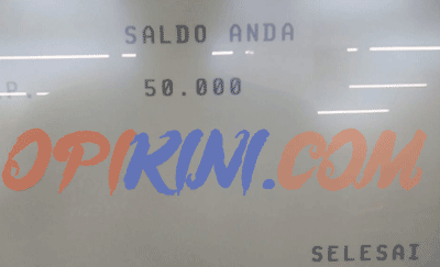 Cara Cek Saldo Kartu Flazz BCA di ATM