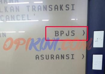 BagaimanaCara Bayar BPJS Lewat ATM BCA?