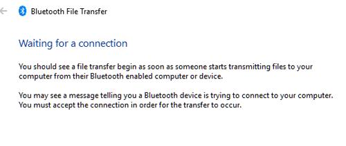 file transfer bluetooth