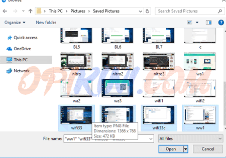kirim cara file dari laptop ke hp via bluetooth