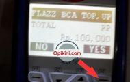 Mudah Top Up Tunai Flazz BCA di Mesin Flazz, Pengalaman Pribadi