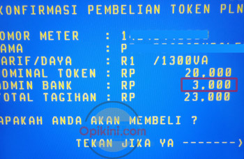 Cara Beli Token Listrik Di ATM BNI Link, Begini Langkahnya