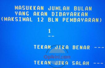 input angka 1