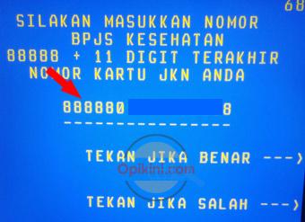 Cara Bayar BPJS Lewat ATM BNI
