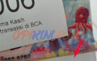 Pengalaman Mengganti Kartu ATM BCA Xpresi Yang Rusak