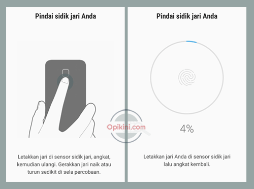 BagaimanaCara Mengunci HP Samsung J6 Dengan Sidik Jari?