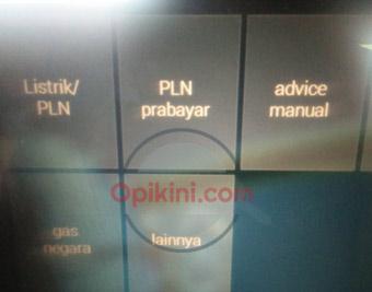Cara Membeli Token PLN Via ATM Mandiri Tampilan Baru