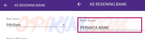 pilih Permata Bank