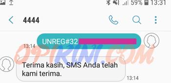 Cara Unreg Kartu Telkomsel Untuk Hapus Data NIK Via SMS