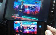 Cara Mirroring Android ke Head Unit HRV SE Facelift (Miracast)