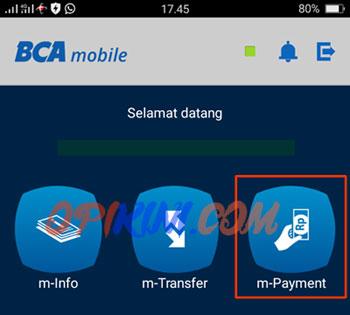 Bayar BPJS Lewat BCA Mobile