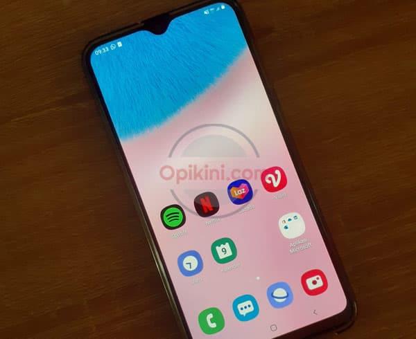 Galaxy A30s HP Samsung Dengan NFC Murah