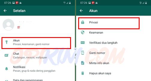 Bagaimana Cara Mengunci WhatsApp Dengan Sidik Jari (Fingerprint)
