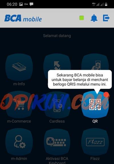 aplikasi BCA Mobile