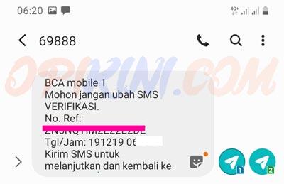 Sim Card Tidak Terbaca BCA Mobile Android