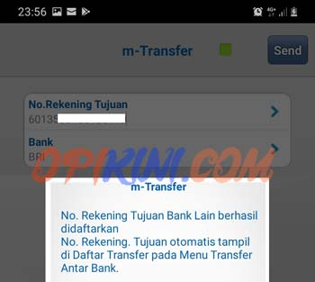 BRIZZI via Mobile Banking BCA