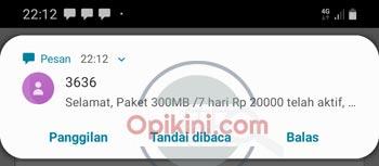 Beli Paket Internet Di BCA Mobile