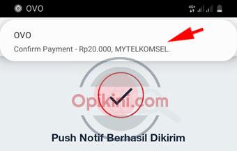MyTelkomsel Pakai OVO Cash