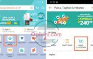 Cara Top Up BRIZZI Lewat Shopee Di HP Android