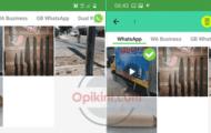 Cara Download Status WhatsApp Teman Di HP Android