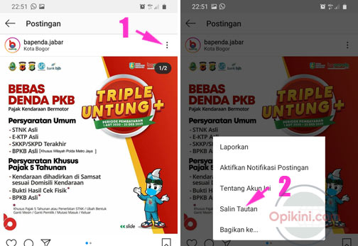 Cara Menyalin Caption dan Komentar Instagram Tanpa Aplikasi