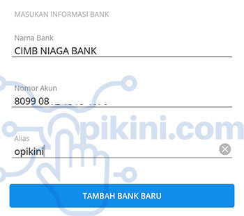 Kode Bank Top Up OVO dari DANA